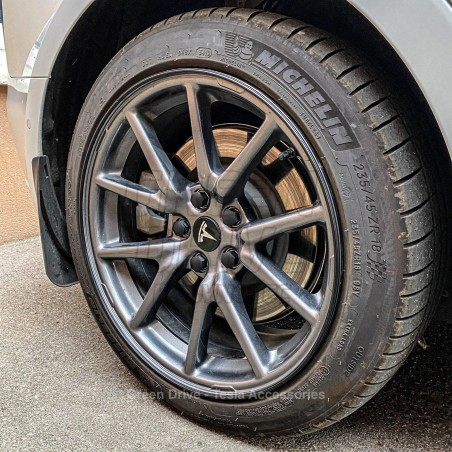 Rim Protection - Tesla Model S, X, 3 and Y