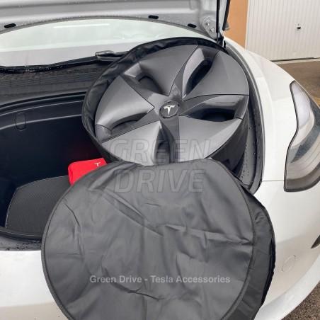 Sac de rangement enjoliveurs Aero - Tesla Model 3