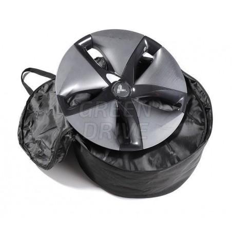 Aero wheel trims storage bag - Tesla Model 3