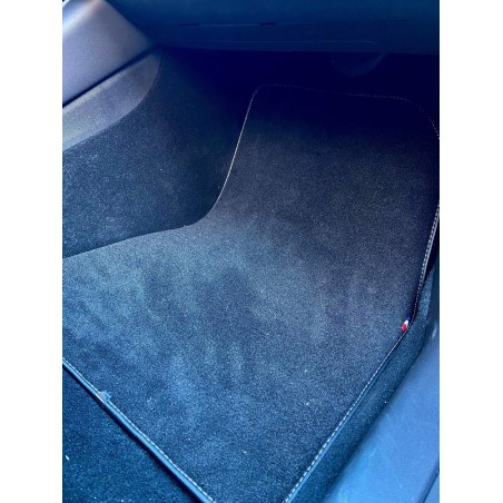 Tapijt of all-weather PVC-interieur tapijt - Tesla Model 3