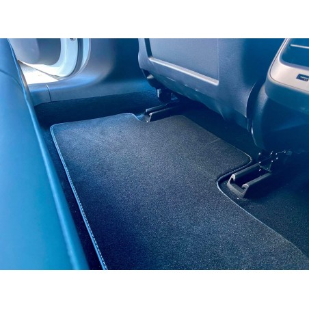 Carpet or all-weather PVC interior carpet - Tesla Model 3
