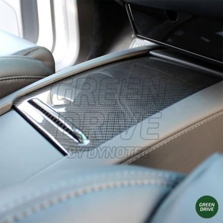 Tiroir coulissant en carbone - Tesla Model X et S
