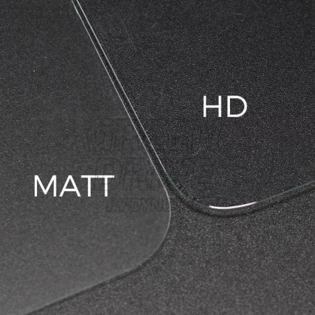 Center Screen Protective Glass - Tesla Model 3 and Y