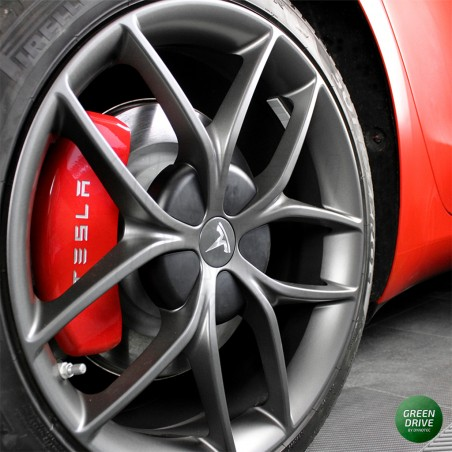 TrackPack style wheels - Tesla Model 3