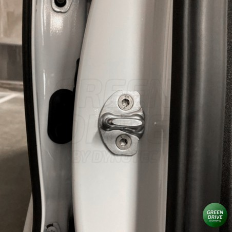 Decorative door hook trim - Tesla Model 3