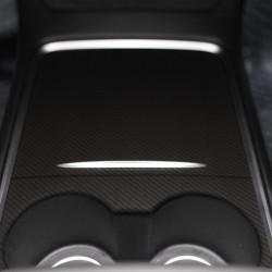 Cubierta de la consola central - Tesla Model 3 e Y 2021