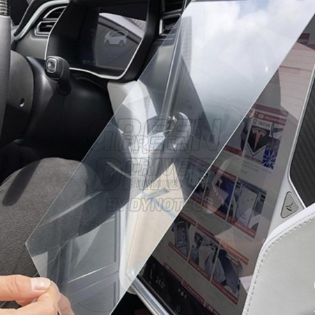 Center Screen Protective Glass - Tesla Model S and X