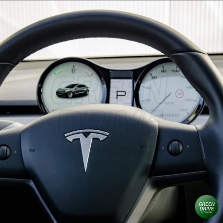 LCD speedometer display - Tesla Model 3 and Y