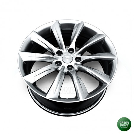 Kit of 4 18'' or 19'' Turbine Wheels for Tesla Model 3 (Flow forming)