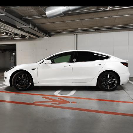 """Satz mit 4 Spinnennetz-Felgen 18'', 19""""oder 20'' für Tesla Model 3 (Fließformen)"""