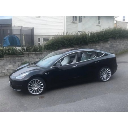 """Kit of 4 wheels 20"""" Rotary rims -Tesla Model S, X, 3 and Y"""