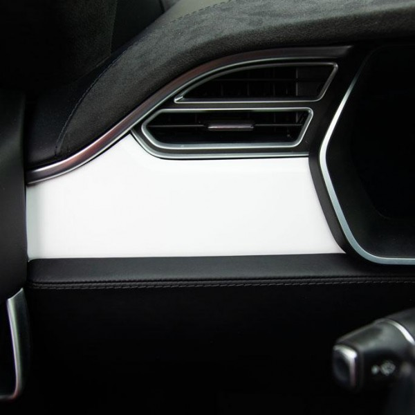 Complete interior covering - Tesla Model S and Model X