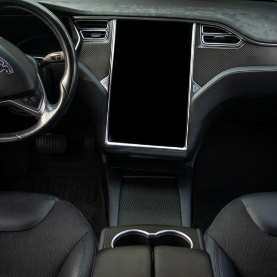 Covering intérieur complet - Tesla Model S et Model X