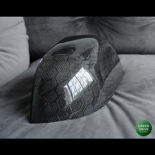 Copertura dello specchietto retrovisore in carbonio - Tesla Model 3
