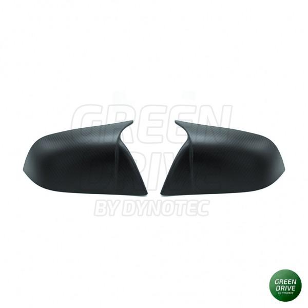 M style carbon mirror caps - Tesla Model 3