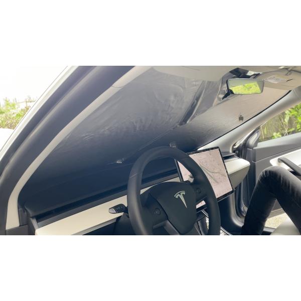 Windshield Sun Visor - Tesla Model 3
