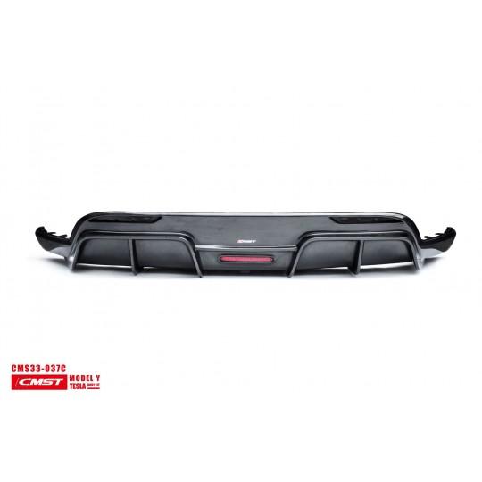 Diffusore posteriore in carbonio CMST® - Tesla Model Y