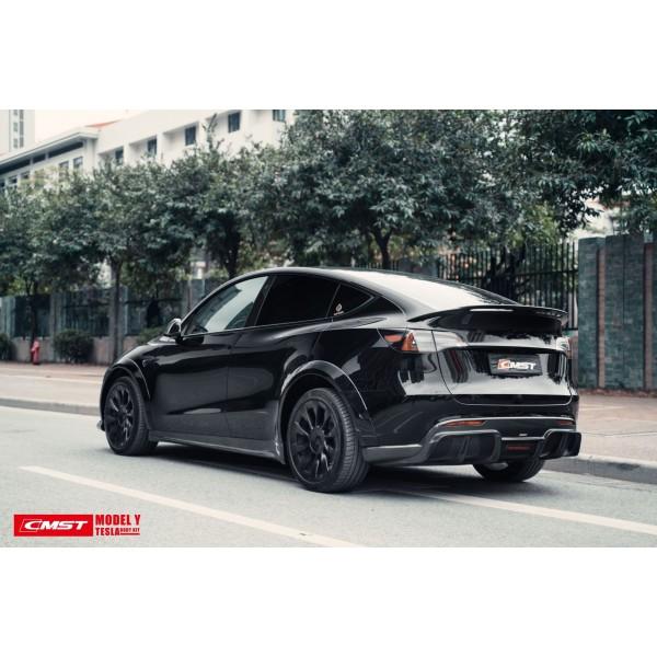 CMST® Carbon Rear Diffuser - Tesla Model Y