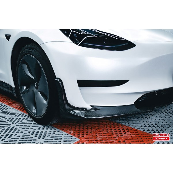 Front blade body kit CMST V2 for Tesla Model 3