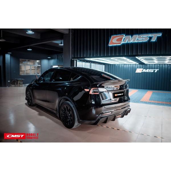 CMST® Carbon Rear Spoiler - Tesla Model Y