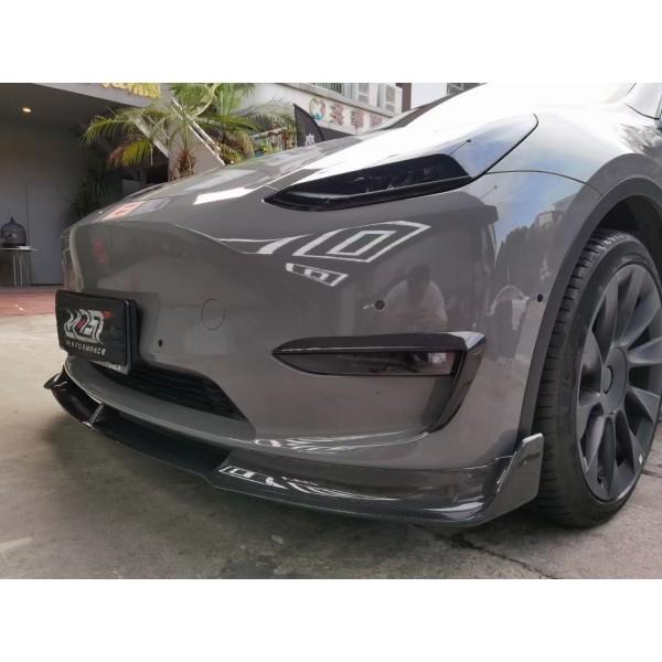 CMST® V1 Carbon Front Blade - Tesla Model Y