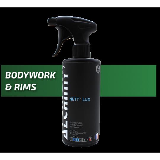 Detergente senza risciacquo Nett'Lux - Alchimia 7