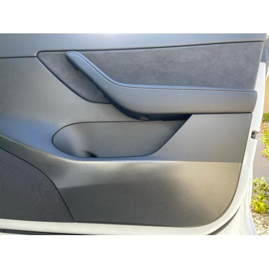 Protection PPF intérieurs de portes - Tesla Model Y