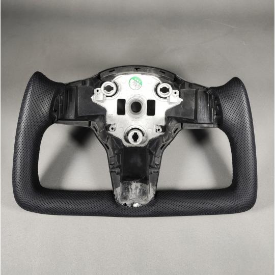 Volant personnalisé style Yoke pour Tesla Model 3 et Model Y