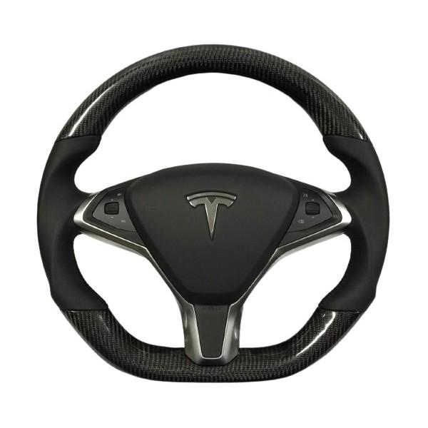 Volant personnalisé Tesla Model S et X