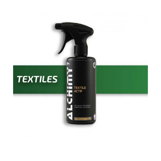 Active Cleaner (plastic/textile and leather) - Alchimy 7