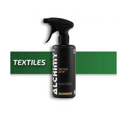 Nettoyant Actif (plastique/textile et cuir) - Alchimy 7