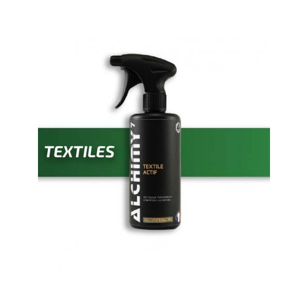 Actieve reiniger (kunststof/textiel en leder) - Alchimy 7