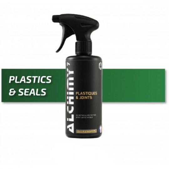 Pulizia e manutenzione della plastica - Alchimia 7