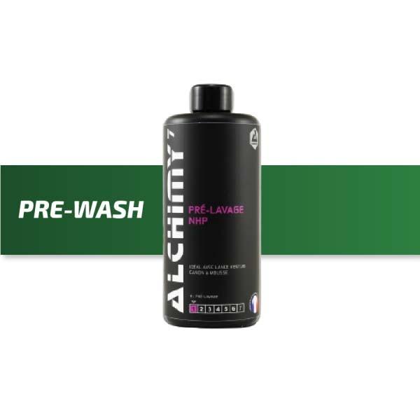 NHP pre-wash for bodywork - Alchimy 7