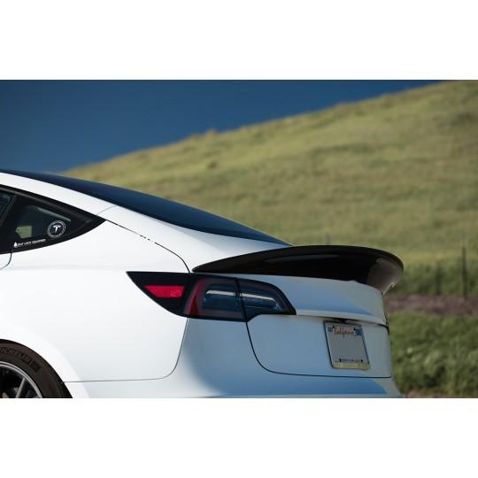 MAIER EV carbon achterspoiler voor Tesla Model 3
