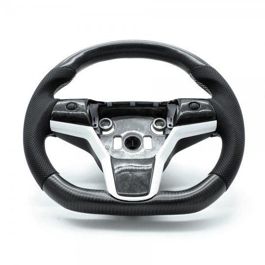 Custom Steering Wheel - Tesla Model 3 and Tesla Model Y