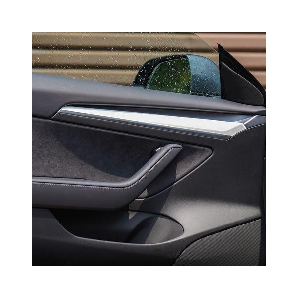 Covering pour garniture de porte intérieure - Tesla Model 3 et Tesla Model Y 2021