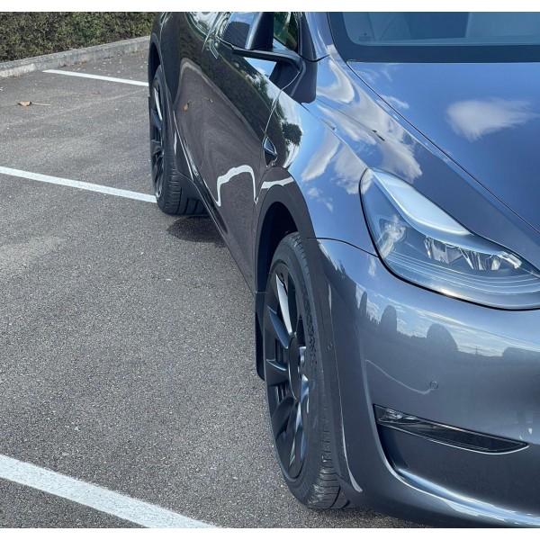 Garde-boues adaptés pour Tesla Model Y