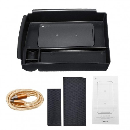 Induction Charger/IOS/Android - Tesla Model S, X