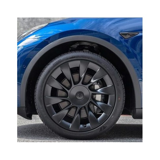 Set of 4 Forged Induction Replica Wheels for Tesla Model 3 and Tesla Model Y