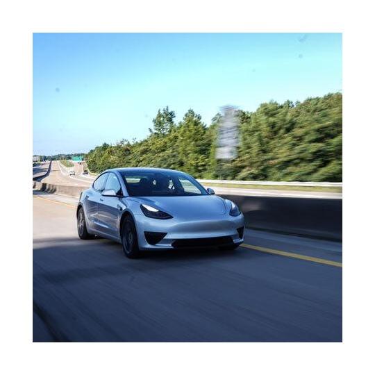 Sport mode bumper cover for Tesla Model 3