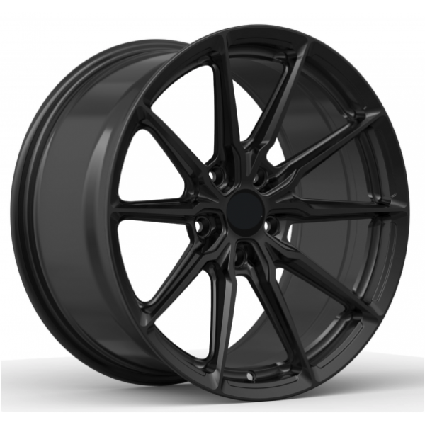 "Set of 4 FlowForming Competition Leggera 18"" wheels for Tesla Model 3"