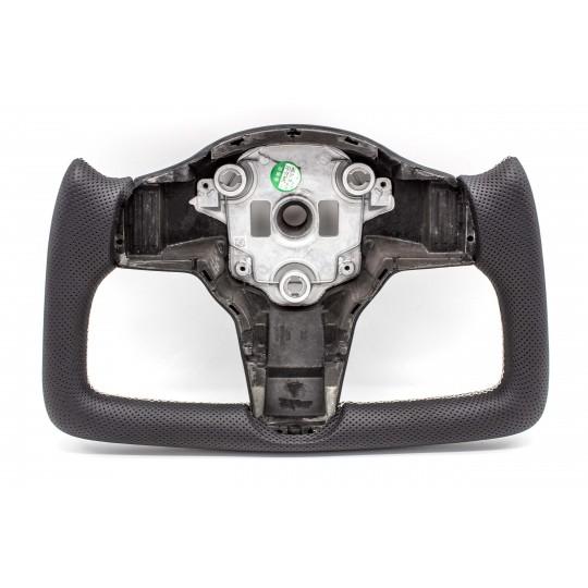 Custom Yoke style steering wheel for Tesla Model 3 and Model Y