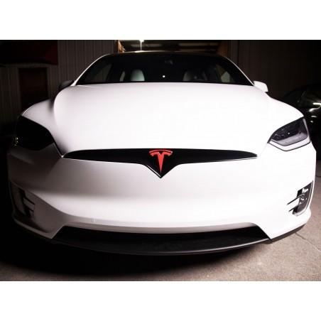 Chrome delete - Tesla Model X