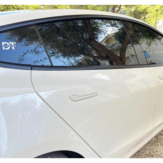 Dekking van complete deurklinkenset - Tesla Model 3 en Y