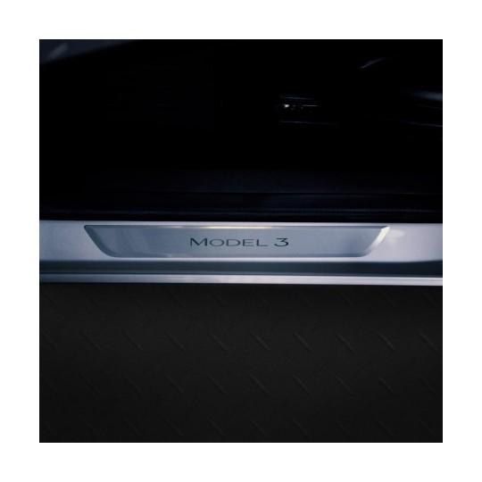 Protezione del davanzale della porta in PPF per Tesla Model 3 e Tesla Model Y