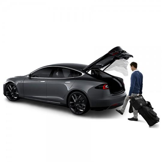 Öffnen mit Fußsensor - Model S und X