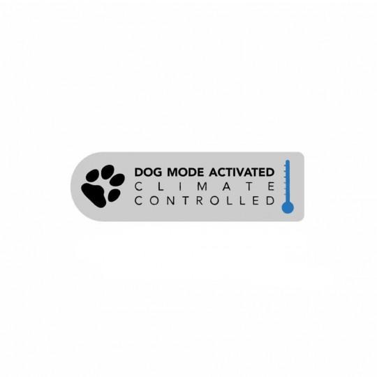 Sticker / sticker DOG MODE