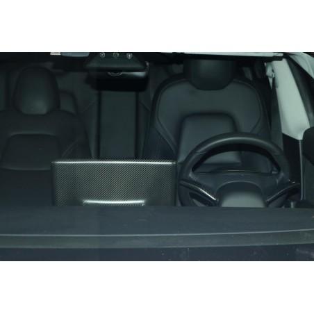 Coque carbone arrière écran - Tesla Model 3 et Y