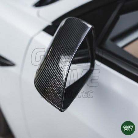 Coque rétroviseur en carbone - Tesla Model 3